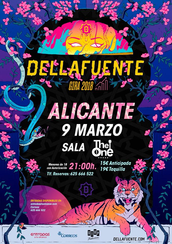 Dellafuente Alicante Sala The One