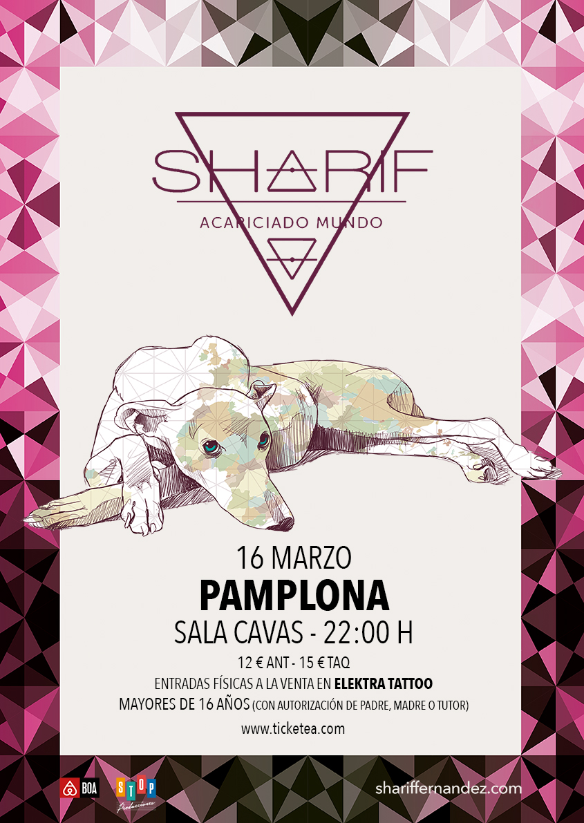 sharif Pamplona