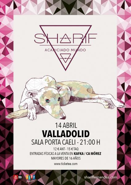 Sharif Valladolid 14-4-18